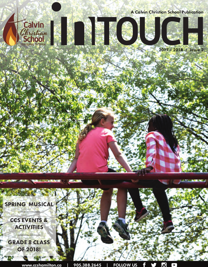 InTouch Issue 2 2017