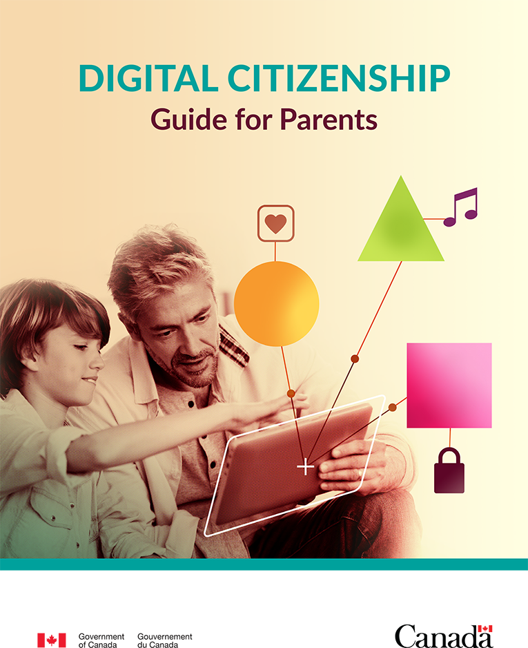 Digital Citizenship guide for parents